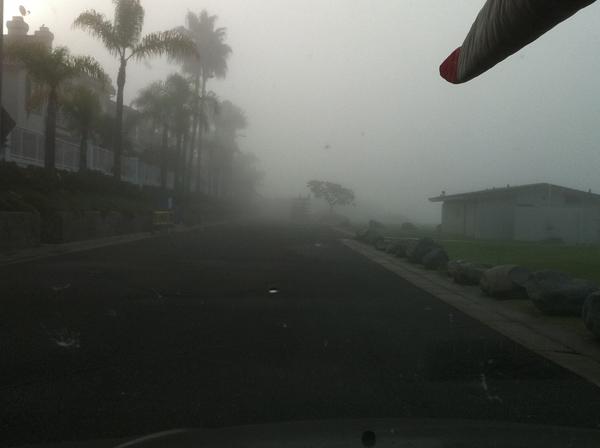 LBRA fog